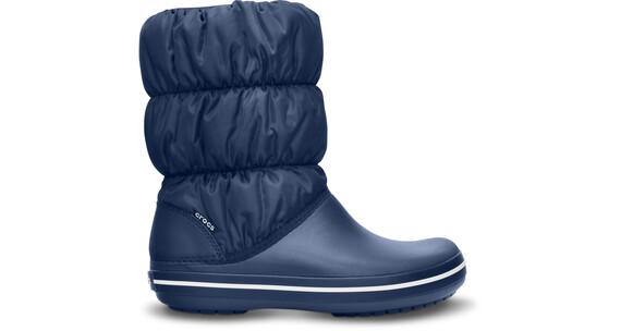 Crocs Winter Puff Boots Women Navy/Navy